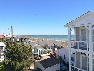 Luxury Home, Pool, Elevator, Great Ocean views, & 45 Steps to beach