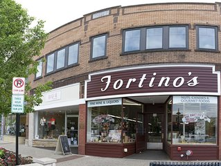 Newly Renovated Downtown Condo In Historic Fortino's Building