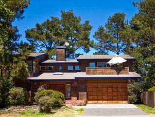 Beautiful Custom Home Nestled in the Pines of Cambria