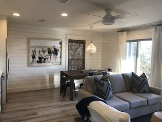 'It's A Shore Thing' - Completely Remodeled Inlet Beach Condo steps from beach