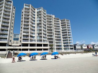 Luxury Ocean Front 2 bedroom 2 bath condo One Ocean Place Unit 708