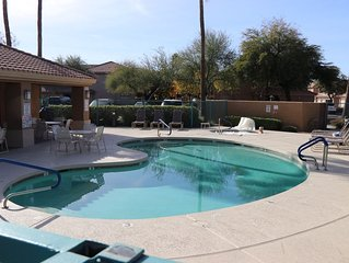 Gated Newly Renovated 10 Out Of 10 Superstition Springs Condo On The 9th Teebox