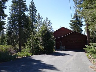 Ideal Family Home for your Lake Tahoe Getaway!!