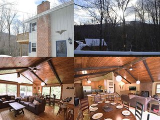 Walk To Mt. Snow - Newly Updated - Open Concept - Mountain Views