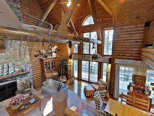 MINNESTAY** Big Trout Lake Lodge - Lakeviews - Beach - Crosslake
