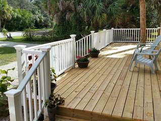 WEEKLY DISCOUNT! Cute Starfish Inn beach house 0.2miles from sand!!! *up*
