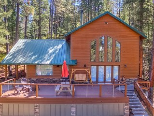 Private Updated Jemez Retreat, Family Friendly, Sleep 6-8+