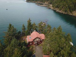 Ocean Front- 8 bedroom luxury vacation home.