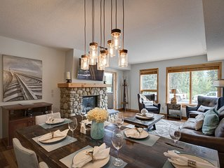 Stunning Mountain Retreat In Rundle Cliffs Lodge - Spring Creek Mountain Village