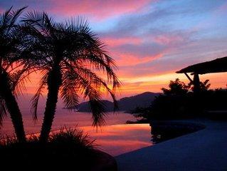 Vista Bahia, a Luxurious 1,2 or 3 BR/3 BA Condo-Playa La Ropa