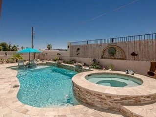 Beautiful Pool Home In Upscale Golf Course Area ~ Close to Town and Lake Havasu