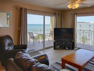 Watch the sunset over the fishing pier.  3 bathrooms. 508