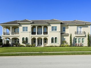 Reunion Resort Golf Course Gated Community Minutes To Disney