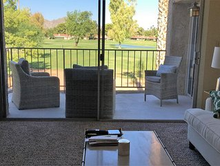 Newly Remodeled Condo With Gorgeous View On Golf Course And Camelback Mountains