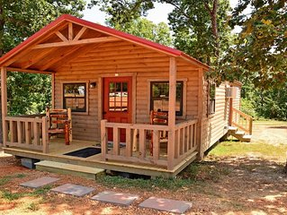 PET FRIENDLY � Swan Bay Cabins & RV Park Cabin#(2) Paris Tn,  Kentucky Lake
