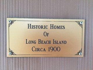Historic Charm on Long Beach Island