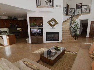 3-bedroom vacation rental with in-house WiFi