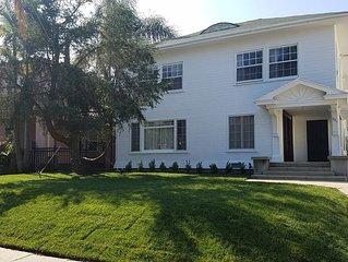 Historic Hollywood Home +yard Near Downtown La