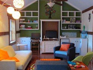 Papa Bear's Cabin - Cozy Family Getaways near Lake Lure & Tryon Equestrian Ctr