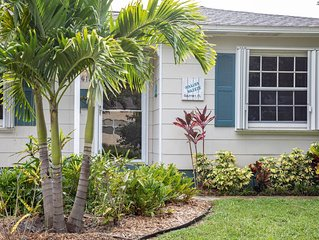 Charming, renovated, pet friendly home in Gulfport's Marina District