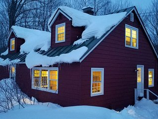 4 bedroom Ludlow home close to the slopes