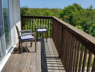 Awesome 2 Bedroom 1 bath Ocean Front Condo. Shopping and nightlife nearby.