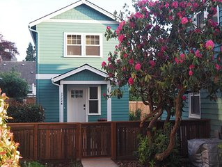 Private| Spacious| Family Friendly| Walk Everywhere|10 min from downtown