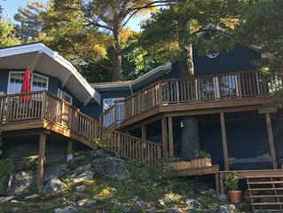 3 Bedroom With Bunkie, 1.5 Bathroom With Stunning Lake Views