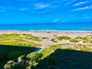 Sandcastles 510 - Gorgeous Ocean View Cocoa Beach Vacation Rental