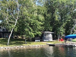 Lake Ossawinnamakee - Family Get-away!