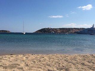 dreamy and cozy flat with sea view on Porto Cervo Marina`s harbor