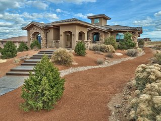 Luxury Home, Breathtaking Views, On a Golf Course!