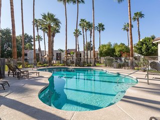 Updated Condo In The Heart Of Scottsdale