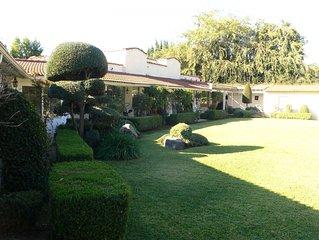 Spanish Mediterranean Very Special Style Chalet  西班牙地中海式非常特殊建築的風格木屋别墅