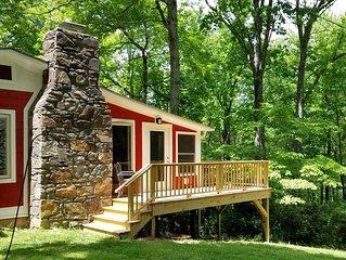 Redbird Cottage in Gerton, NC