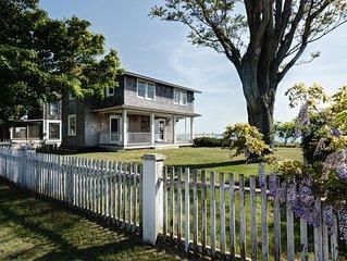 Orient Village Bayfront Summer Cottage (ca.1887)