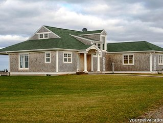 Schooner Watch - ocean view for miles, private acreage, minutes to sandy beach