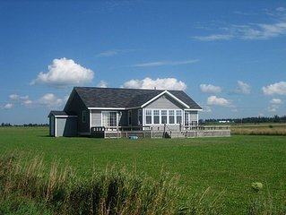 Private Waterfront Acreage With Beautiful Sunsets - Ideal for Families