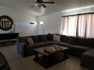Lake Havasu City Vacation Home, located minutes from Downtown and Launch Ramps!