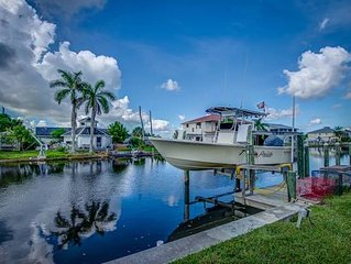 Waterfront Dream House - Tarpon Fishing Basecamp