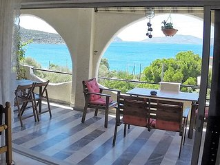 Sea View Cozy Family House