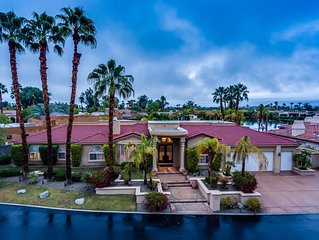 Spacious desert vacation home