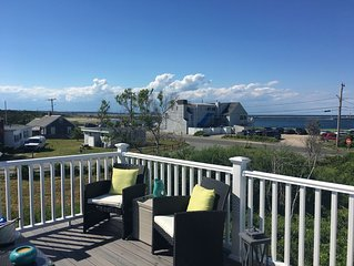 Wake Up And Enjoy Your Coffee Overlooking Town Neck Beach!!!!!