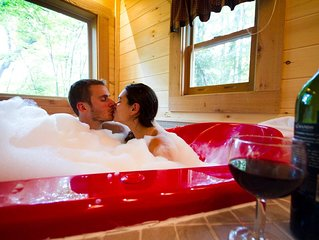 Love Shack Romantic Yurt