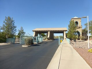 Located in Trendy Neighborhood with Both Desert and Mountain Views