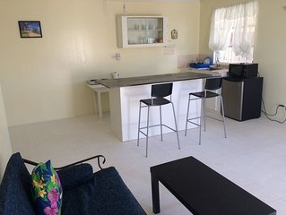 Topaz 1 -  Beautiful Spacious 1-Bedroom Holiday Apartment