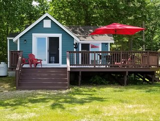 The Sweetest Cottage on Ossipee Lake!