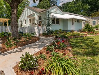 The Garden Cottage at Green Acres - 10 Mins from Suntrust Park!
