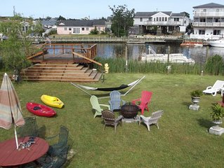 RELAX ON OUR DOCK THIS WEEK/WEEKEND