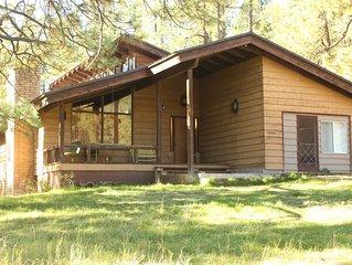 Main & Guest Cabins at Hall Creek
